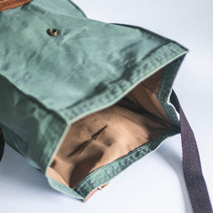 Colette Waxed Canvas Lunch Bag - Roots Collective PH