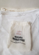 Load image into Gallery viewer, Reusable Produce Bags Set - Roots Collective PH