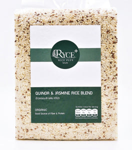 Ryce+ Quinoa and Jasmine Rice Blend - Roots Collective PH