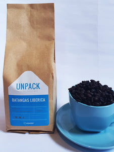 Batangas Liberica Coffee - 400g - Roots Collective PH
