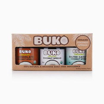 BUKO Life Coconut Spread Set of 3 - Roots Collective PH