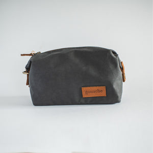 Sweeney Waxed Canvas Dopp Kit - Roots Collective PH