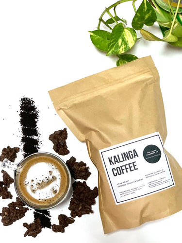 Kalinga Coffee (Ground - 500g) - Roots Collective PH