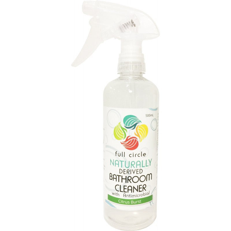 Naturally-Derived Bathroom Cleaner [500mL]