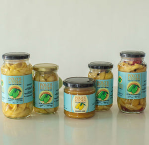 Pickled Mangoes - Roots Collective PH