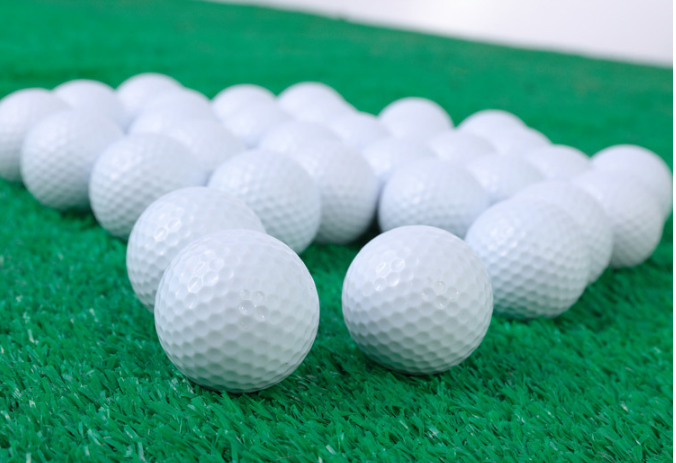 Stay Home Golf Foam Practice Balls
