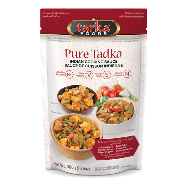 Pure Tadka Indian Cooking Sauce