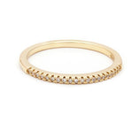 Load image into Gallery viewer, Pave Dainty Band