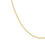 Load image into Gallery viewer, Ball Chain - Gold Vermeil
