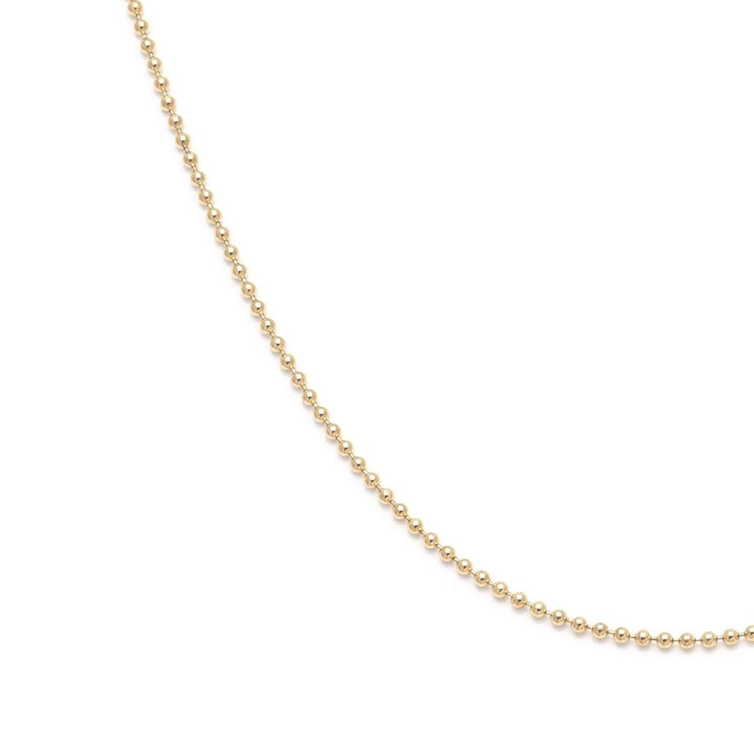 Ball Chain - 10k Solid Gold