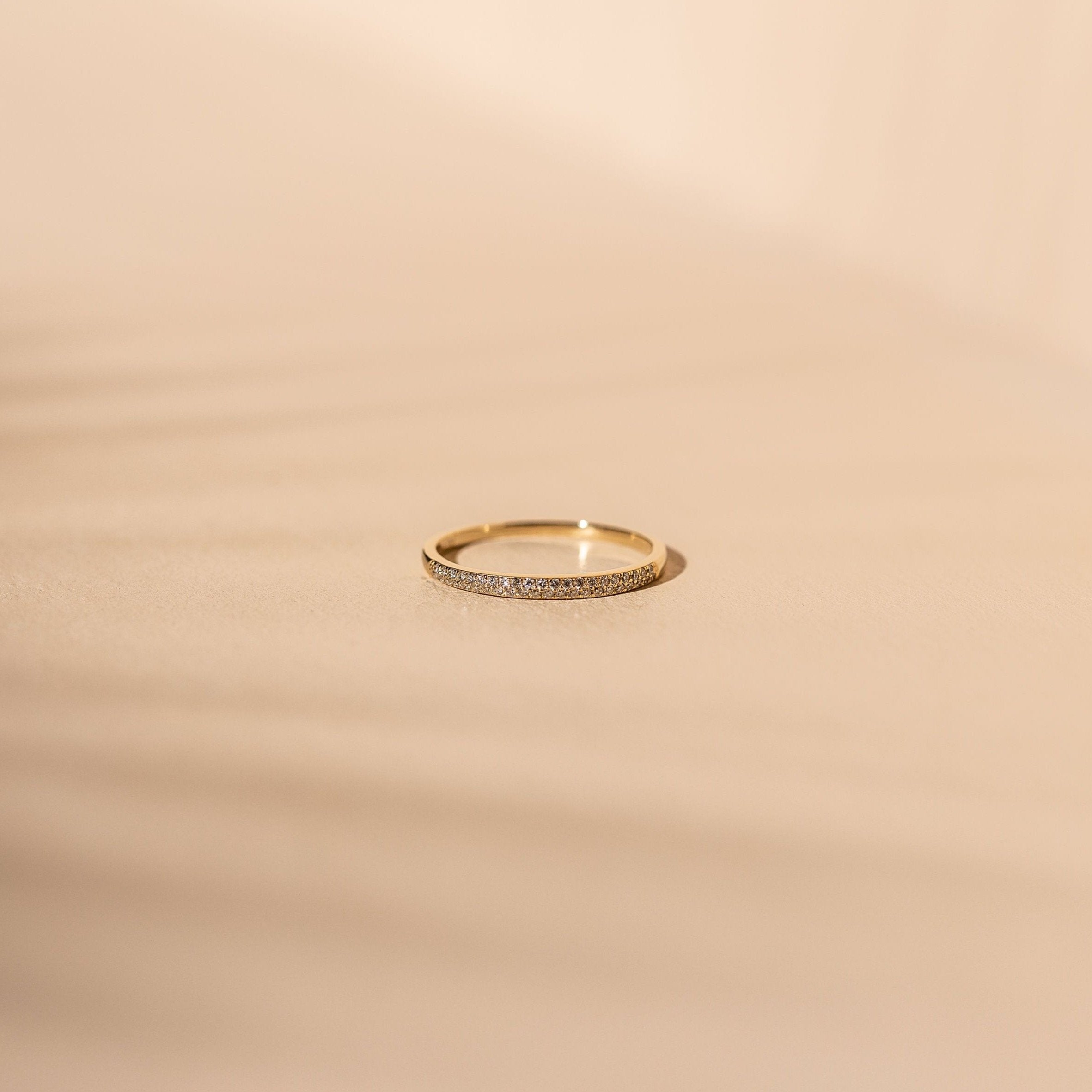 *Made to Order* Hayworth Ring - 14k Solid Gold