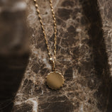 Load image into Gallery viewer, Dolce Vita Pendant - 10k Solid Gold
