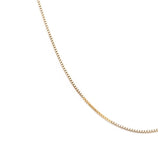 Load image into Gallery viewer, Luxe Box Chain - 10k Solid Gold