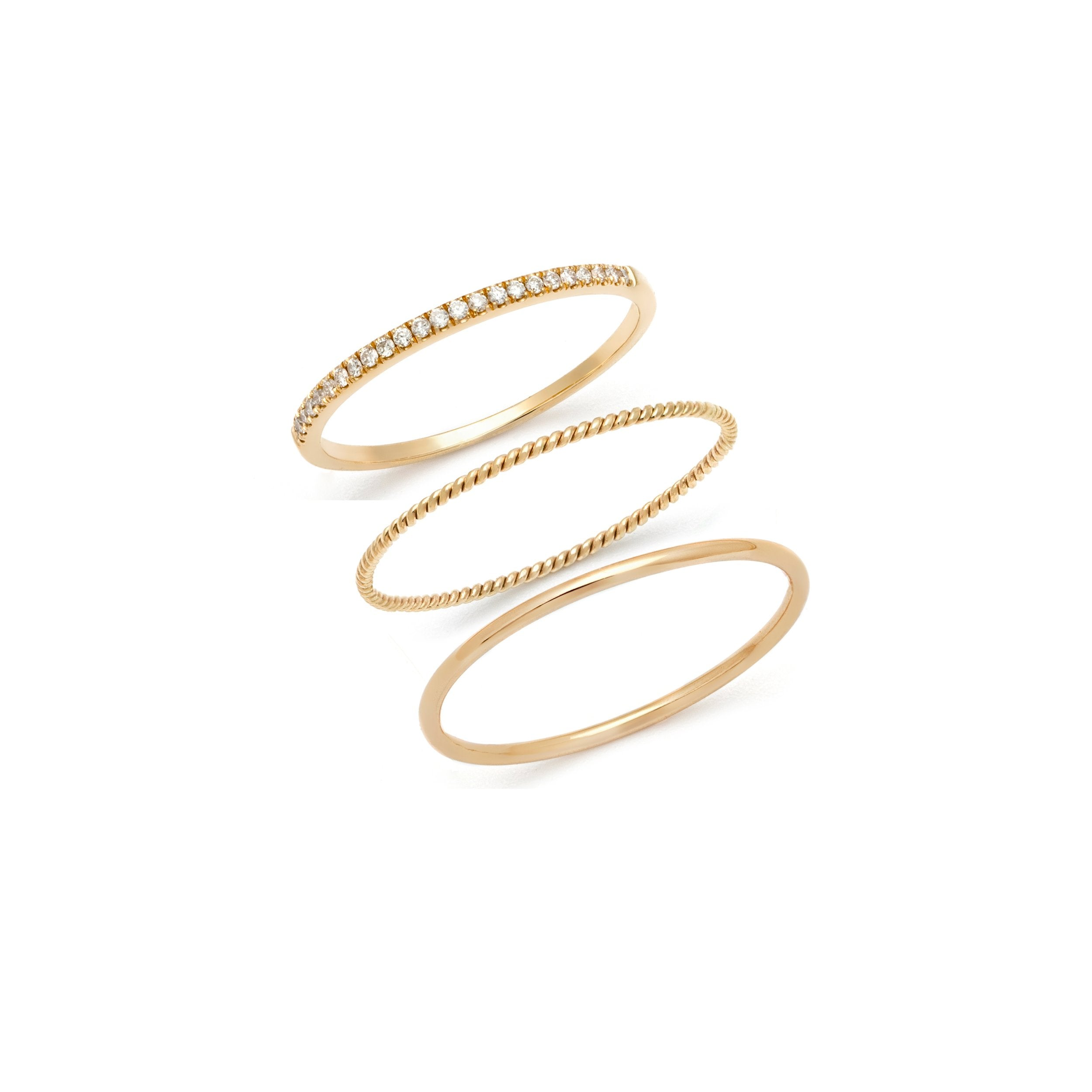 The Talia Ring Stack