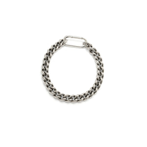 Heavyweight Curb Bracelet - Sterling Silver