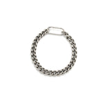 Load image into Gallery viewer, Heavyweight Curb Bracelet - Sterling Silver