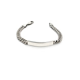 Load image into Gallery viewer, Heavyweight ID Bracelet - Sterling Silver