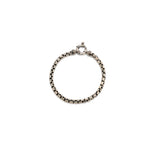 Load image into Gallery viewer, Vintage Clasp Bracelet - Sterling Silver