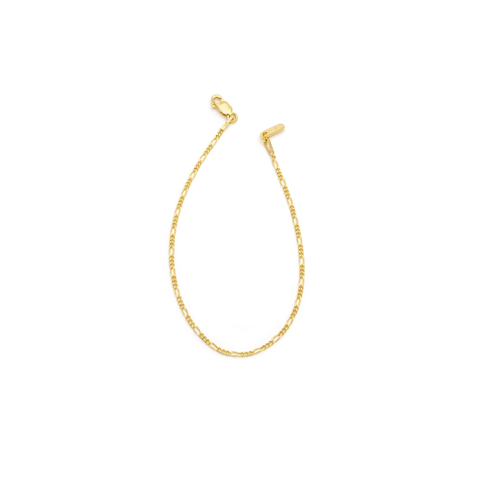 Thin Figaro Anklet 9