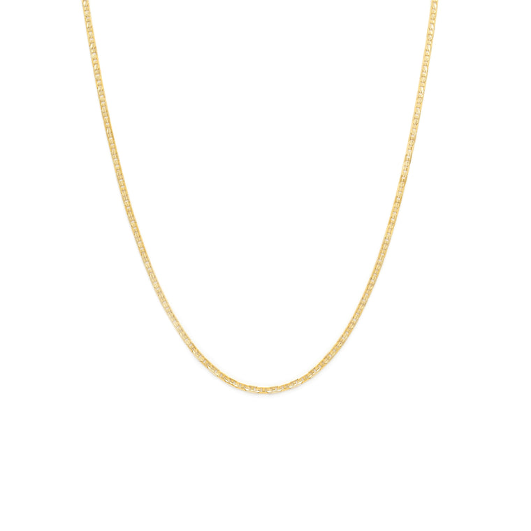 Mariner Chain - 10k Solid Gold