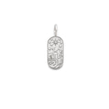 Load image into Gallery viewer, The Star Tarot Pendant - Sterling Silver