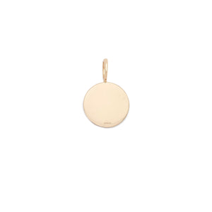 The Protection Pendant - Gold Vermeil