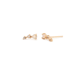 Orion Studs - Gold Vermeil
