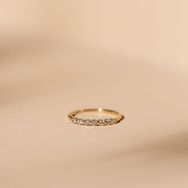 *Made to Order* Josephine Ring - 14k Solid Gold