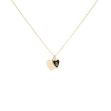 Load image into Gallery viewer, It's All Love Charm Necklace - Gold Vermeil