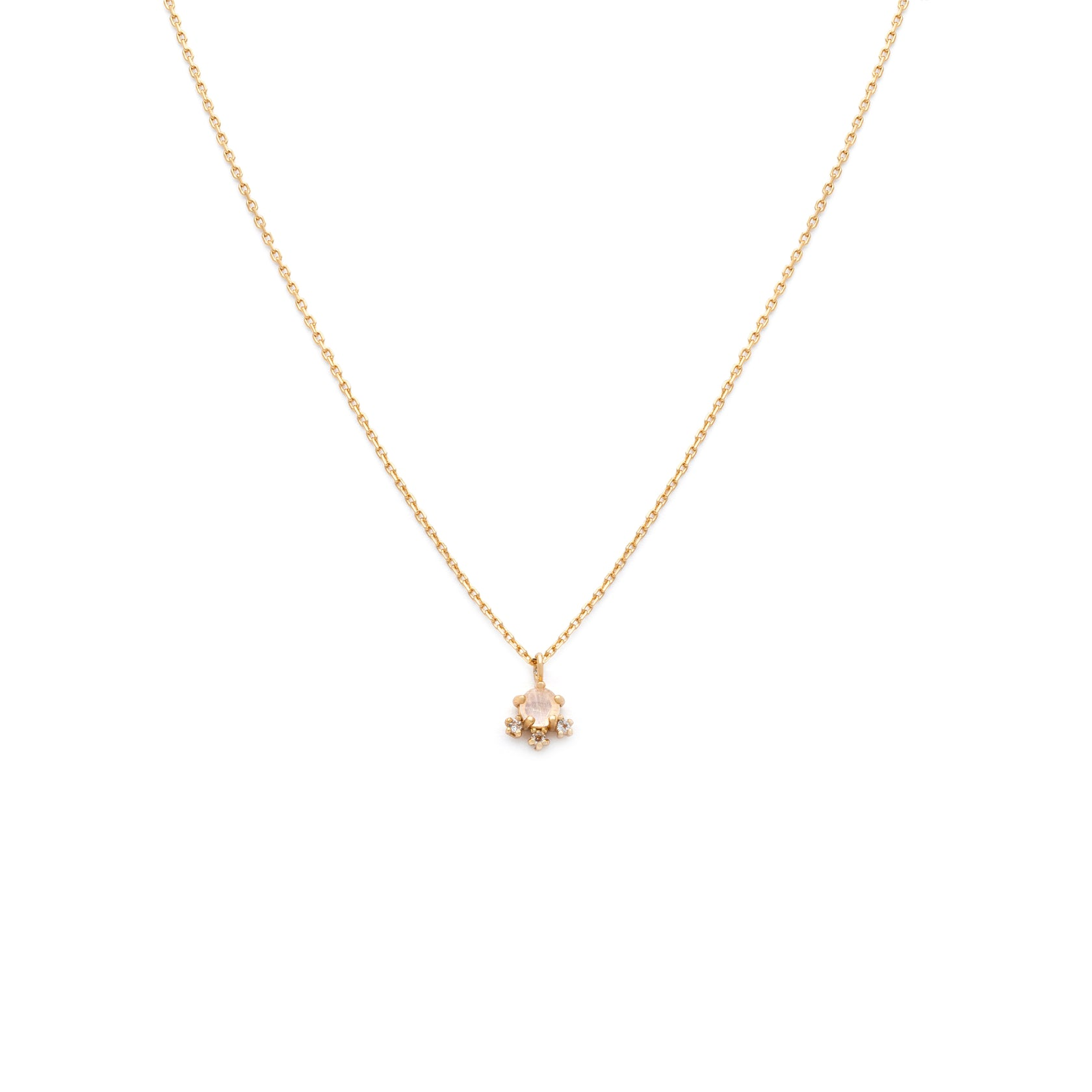 Venus Necklace - Gold Vermeil