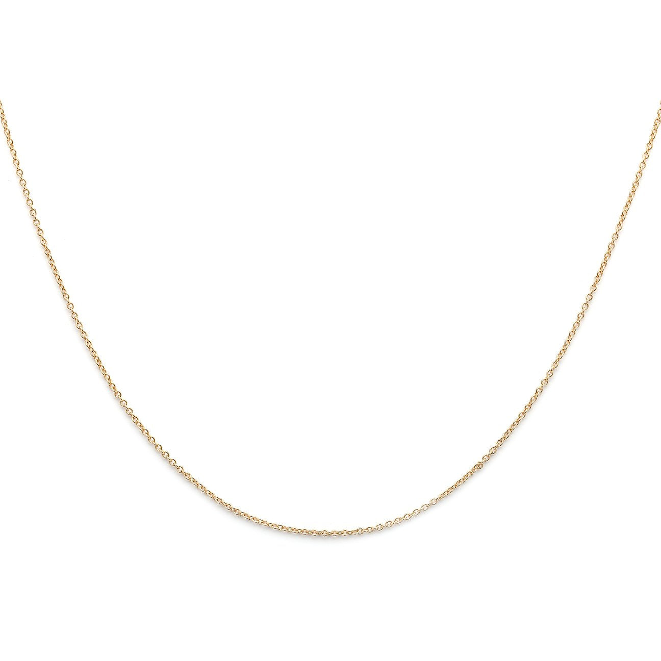 Cable Chain - Gold Vermeil