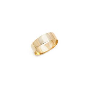 Cigar Band - 10k Solid Gold