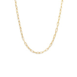 Load image into Gallery viewer, 3 in 1 Thick Staple Chain - Gold Vermeil