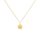 Load image into Gallery viewer, Taurus Pendant - Gold Vermeil