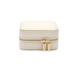 Load image into Gallery viewer, Leather Travel Case in Ivory