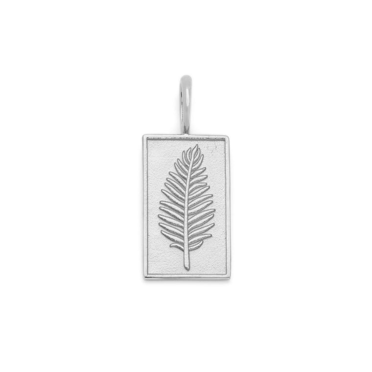 The Triumph Pendant - Sterling Silver