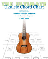 The Ultimate Ukulele Chord Chart - Fornaszewski Music Store, Granite City IL 62040 - www.stanf.com