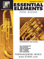Essential Elements for Band - Baritone B.C. Book 1