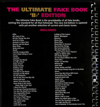 Load image into Gallery viewer, Hal Leonard - The Ultimate Fake Book Bb Edition