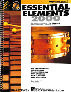 Essential Elements for Band - Percussion Book 1