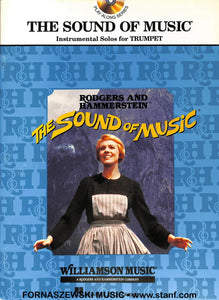 Play Along - The Sound Of Music For Trumpet Book/CD
