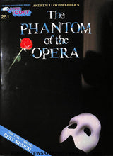 Load image into Gallery viewer, EZ Play Today 251 - Phantom Of The Opera - Piano Guitar Vocal