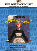 Load image into Gallery viewer, Play Along - The Sound Of Music For Trombone Book/CD
