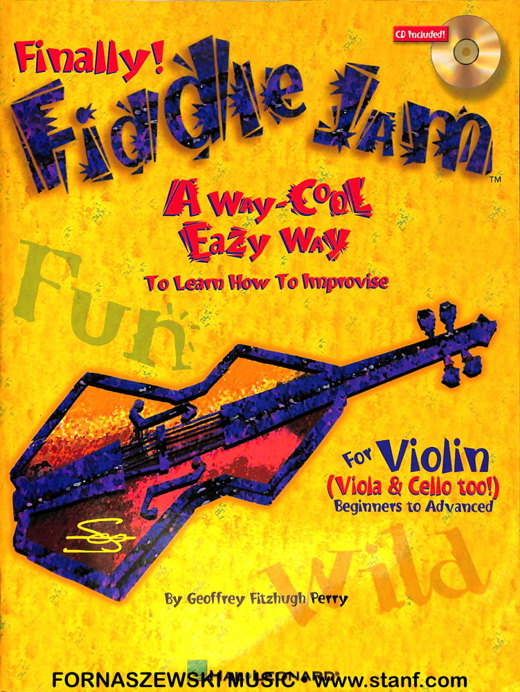 Perry - Finally! Fiddle Jam CD