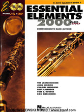 Load image into Gallery viewer, Essential Elements for Band - Book 1 - Eb Alto Clarinet