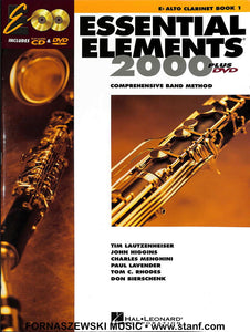 Essential Elements for Band - Book 1 - Eb Alto Clarinet