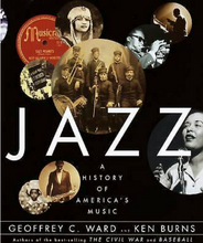 Load image into Gallery viewer, JAZZ - A History of America's Music - Geoffrey C Ward & Ken Burns