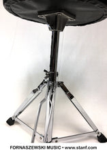Load image into Gallery viewer, Adult Height Drum Throne - Chrome Base