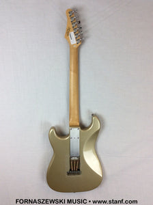 Austin AU733 Double Cut-away Electric Guitar w/Backbone - G160 [preowned]