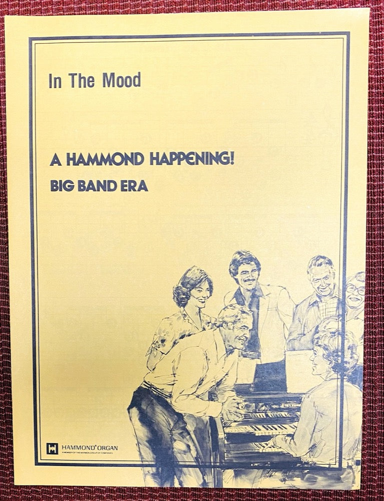 Ez Play - In The Mood - Hammond Organ